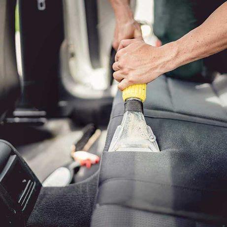 Curatat tapiserie auto / curatare chimica interior auto