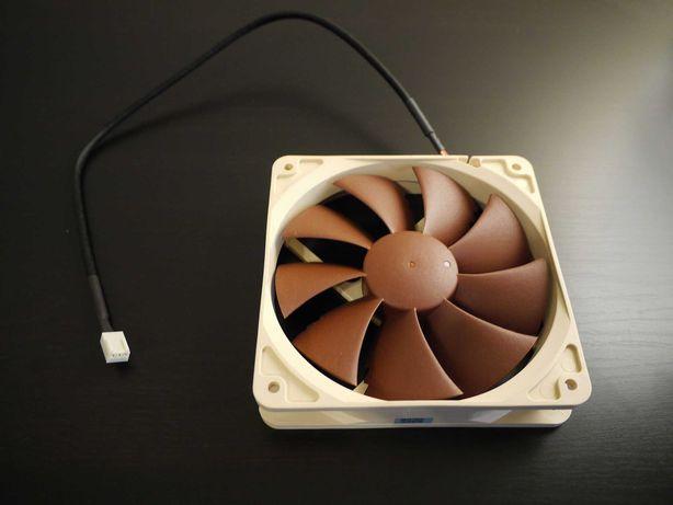 Ventilator cooler pc calculator silentios Noctua NF - P12 profesional