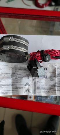 Подогреватель топливного фильтра дизеля 24в.
