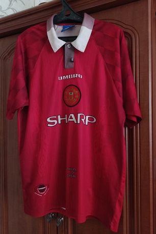 Продам оригинальную официальную футболку UMBRO, клуб Манчестер Юнайтед