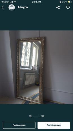 Продам багетное декоративное зеркало. Абсалютно новое в упаковке