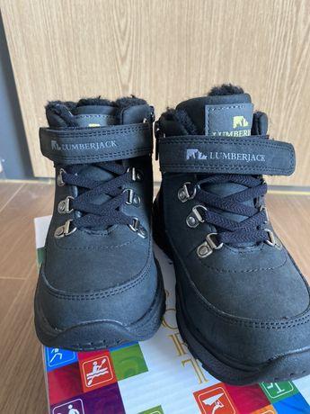 Ботинки зима новые