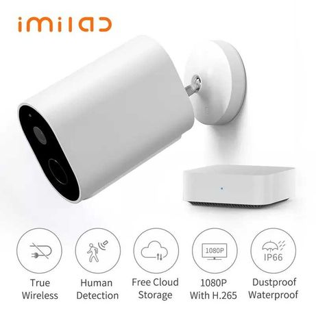 Камера  XIAOMI IMILAB EC2  wireless outdoor  and indoor home  security