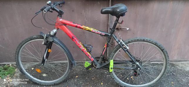 Продам велосипед мерида  настоящий немец в хорошем состоянии
