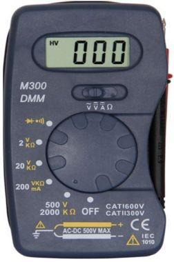 Aparat de masura, multimetru digital - M300DMM