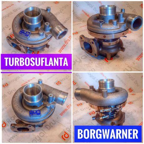 Turbosuflanta BorgWarner motor Isuzu