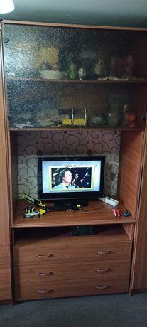 """тумба-""""стекляшка"""" под телевизор в отличном состоянии, Белоруссия"""