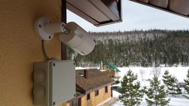 Установка Камер, Ремонт , Видеонаблюдение IP , AHD от 6000тг