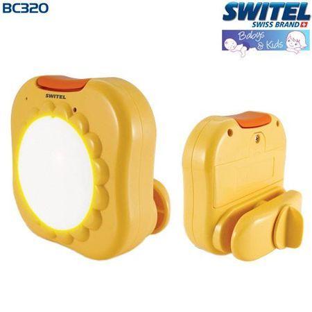 Lampa de veghe bebe cu senzor de zgomot SWITEL