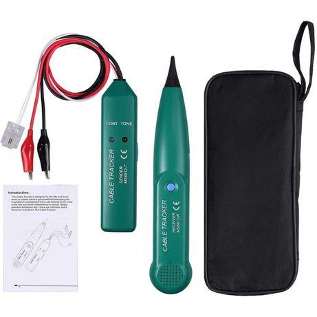 Tester continuitate cabluri telefon / electrice