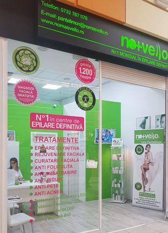 Afacere de vanzare - salon epilare definitiva franciza Nomasvello