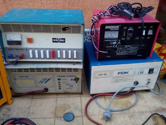 Нови и употребявани професионални зарядни и ремонт