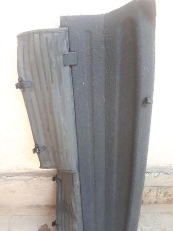 Шторка на багажник