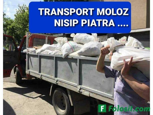 Transport moloz ! Incarcam noi !