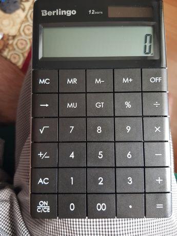 Продам портативный калькулятор из Германии оригинал
