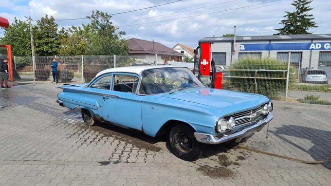 Masina de epoca Chevrolet Bel Air