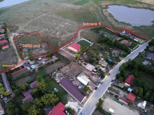 Vand Teren Intravilan Murighiol 3000 m Delta Dunarii Pretabil pensiune