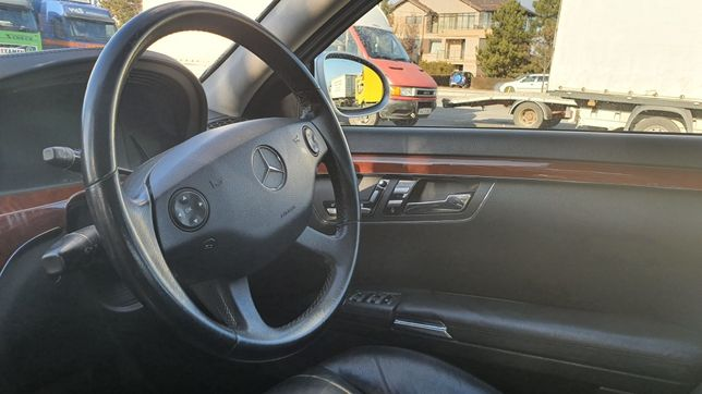 Volan airbag Mercedes S class W221 S320 S350 S400 S500 S600