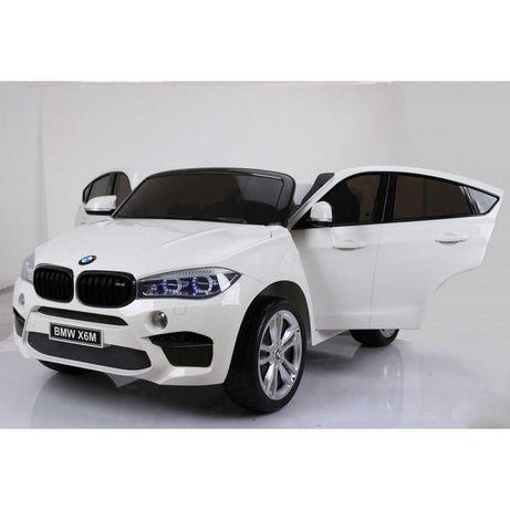 Masinuta electrica BMW X6M cu doua locuri