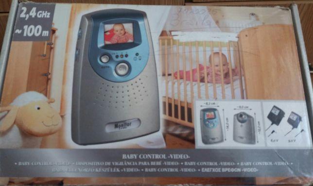 Monitorizare video bebelusi