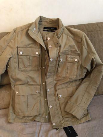 Демисезонная новая куртка ZARA.