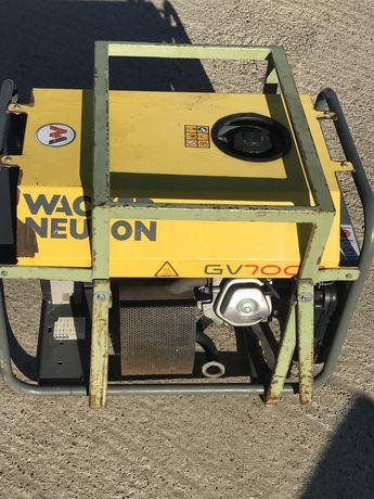 Generator electric WACKER GV7003 de 7kw