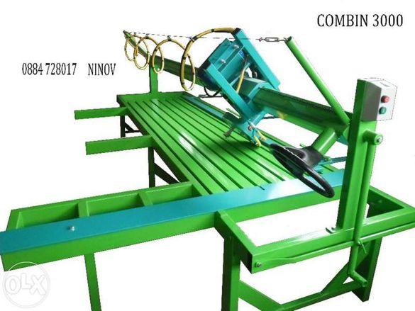 Машина за рязане на мрамор и гранит