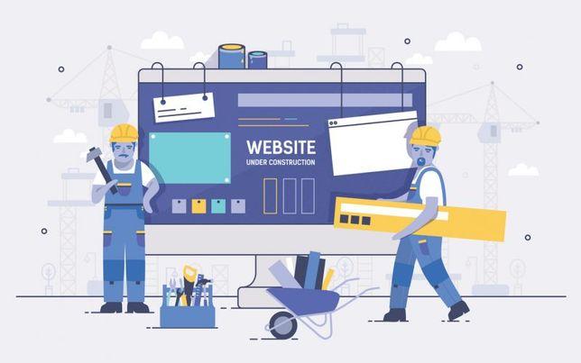 Website-uri, pagini web, site-uri web profesionale