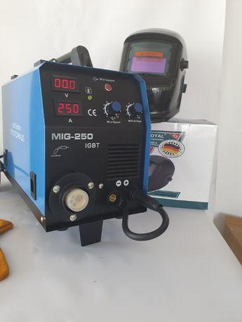 МИГ-МАГ 250А Инверторно Телоподаващо VOLTelectric 2020 + Соларна маск