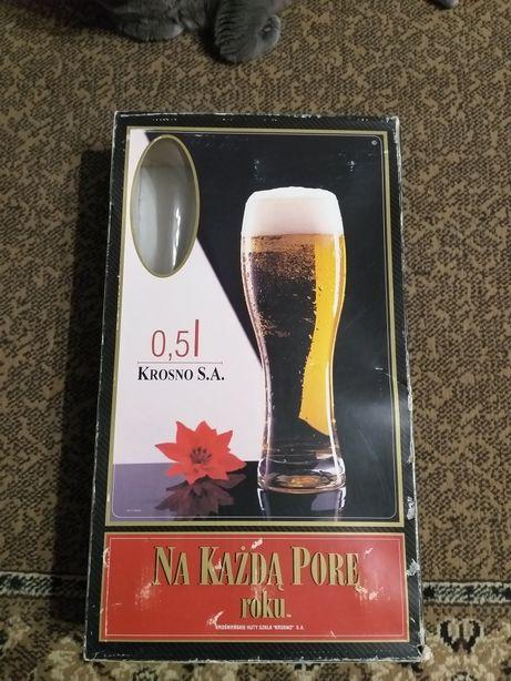 Набор пивных стаканов
