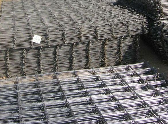 Арматурни скари / мрежи за бетон