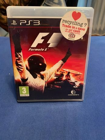F1 - Formula 1 - PS3 - Playstation 3 - PS 3