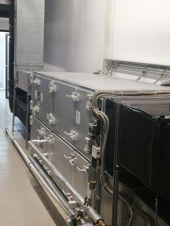 Приточные установки для вентиляции в Петропавловске