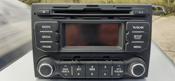 Kia Rio.2011-2016 Година.Radio.CD Player.Киа Рио.Цяла На Части.1.2 I.