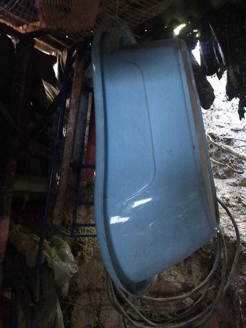 Ванна детская пластиковая