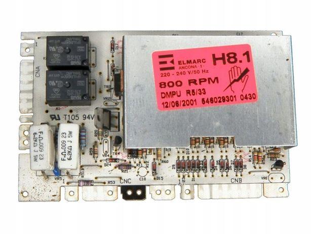 Elmarc H8 ANCONA 800 RPM / BOMANN WA 924