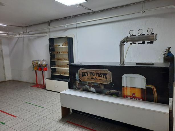 Сдам в аренду пиво на разлив в магазине по улице СЕМБИНОВА 7