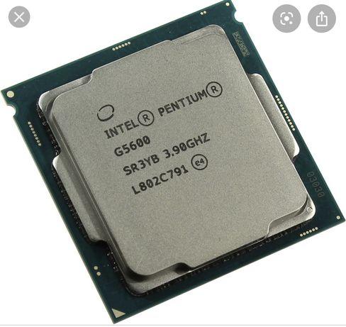 Процессор Intel Pentium Gold G5500 Coffee Lake (3700MHz, LGA1151 v2, L