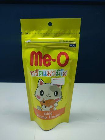 Мео лакомства для кошек со вкусом креветки