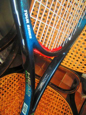 Класическа профи тенис ракета Head Graphite Tour 600 (made in Austria)