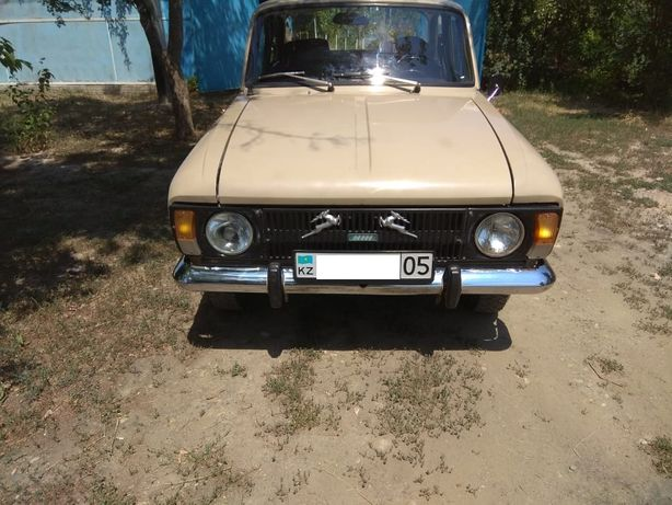 Автомобиль Москвич 412