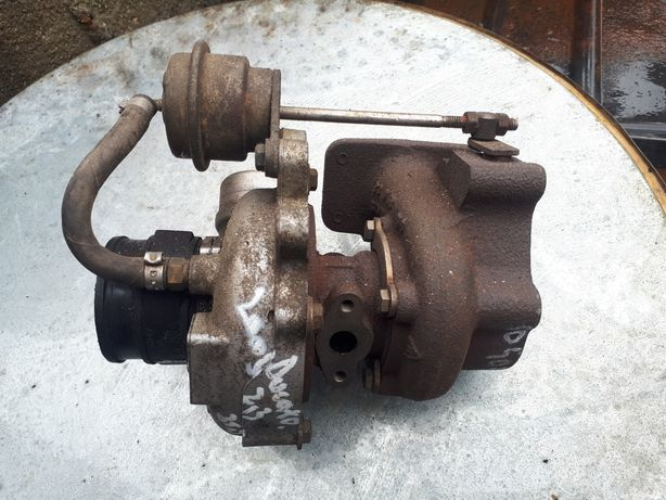 Turbo fiat ducato 2.3 diesel din 2004