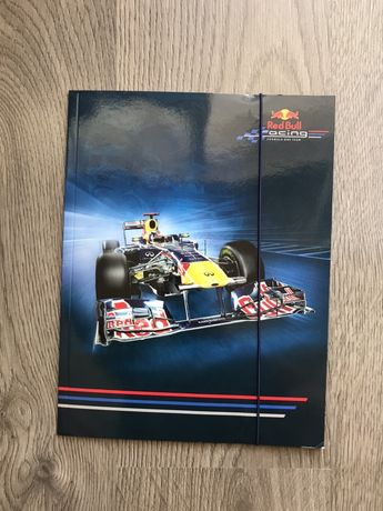 Папка Red Bull Racing Formula 1