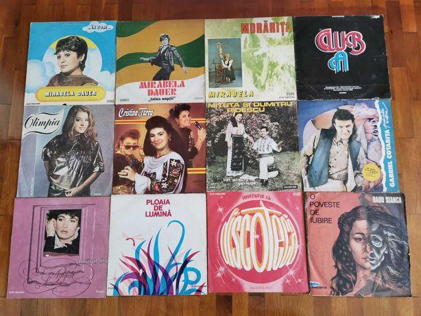 Viniluri albume romanesti si straine