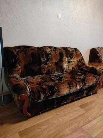 Продается диван 3-2-1
