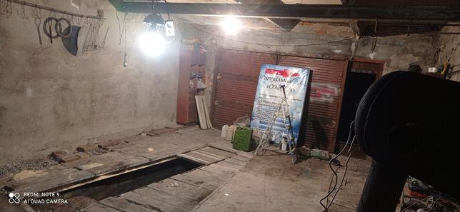 Продам гараж либо обмен, 2х местный, 12 обществе. Свет постоянный