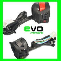 Comenzi Ghidon Moto Atv stanga dreapta bloc lumini kill switch A240