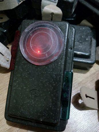 Lanterne militare Elba pentru semnalizare, nefolosite