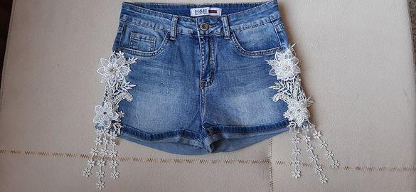 Чисто нови къси панталонки