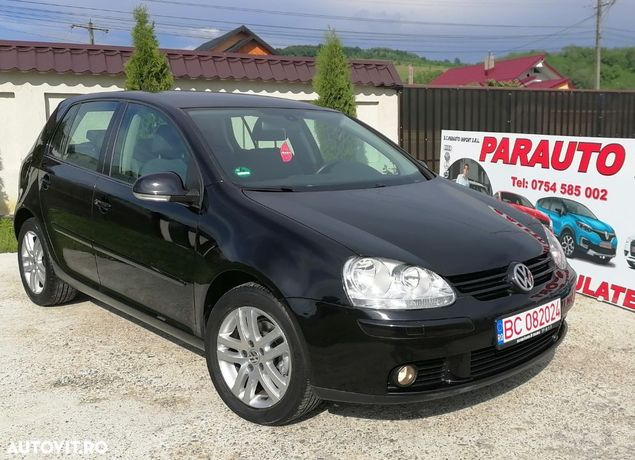 Volkswagen Golf Posibilitate si in rate